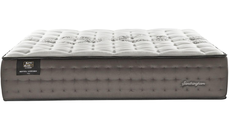 king koil royal luxury sandringham firm mattress domayne