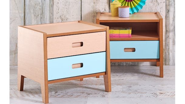 Bedside Table Height Relative To Bed Lamp Myd Do S And Don THudson 1 Drawer