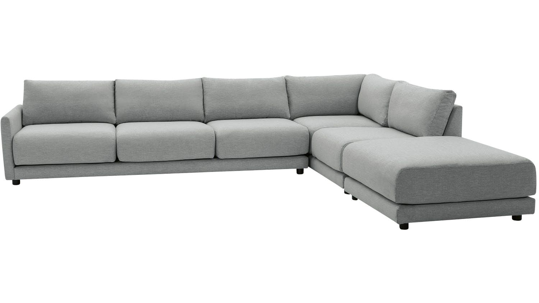 Fabric Modular Sofa Monte Carlo Fabric Modular Lounge