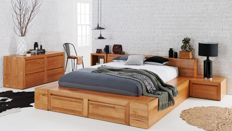 Pod 1 Drawer Bedside Table