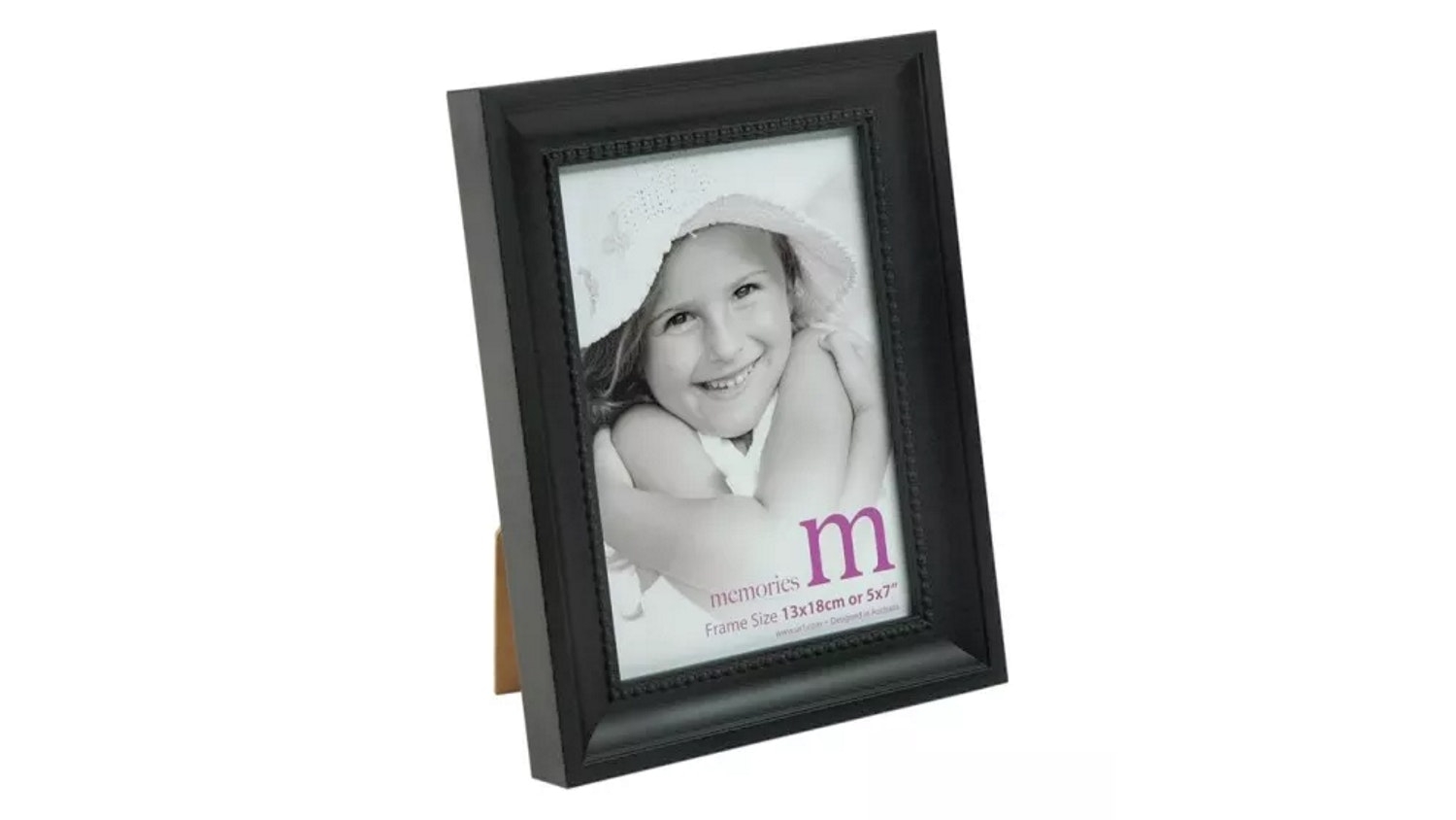 "UR1 Memories 5""x 7"" Photo Frame - Black"
