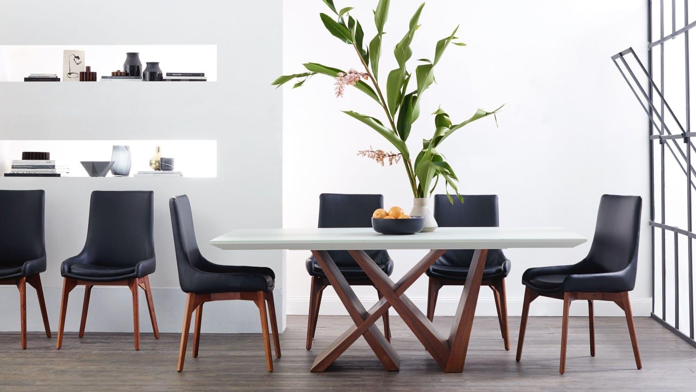 Moderna Dining Table Domayne