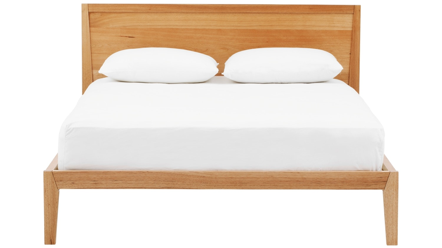 Lola Bed Frame - Natural