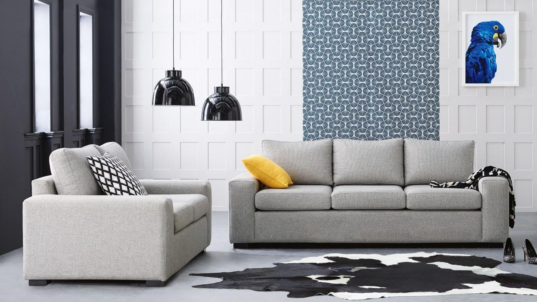 Byron Fabric Sofa
