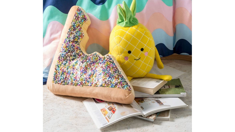Linen House Fairy Bread Novelty Cushion