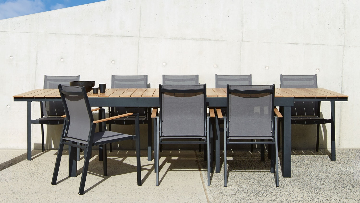Archer 9 Piece Outdoor Extension Dining Setting. 16ARC09.TBG. Add To Wish  List Add To Compare List Part 55