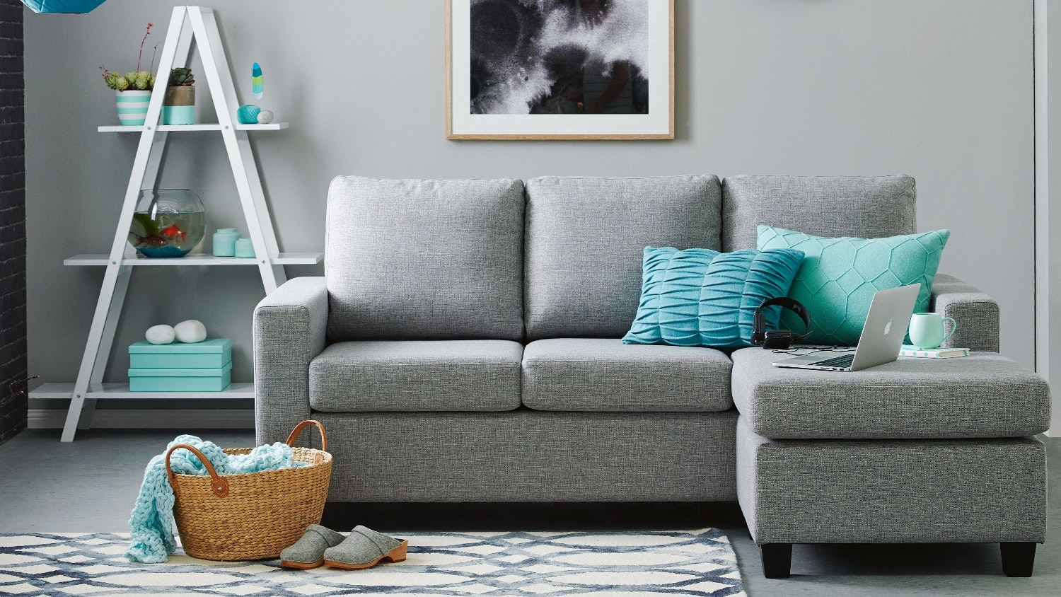 Newport Fabric Sofabed