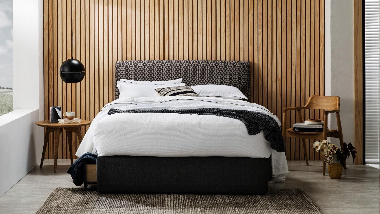 Bolton Fabric Bedhead