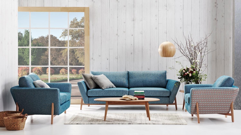 Mansfield Fabric Sofa