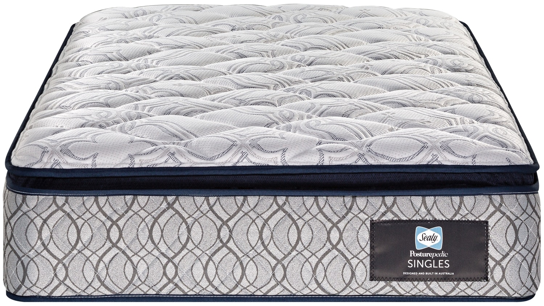 Sealy Posturepedic Delta Plush Mattres