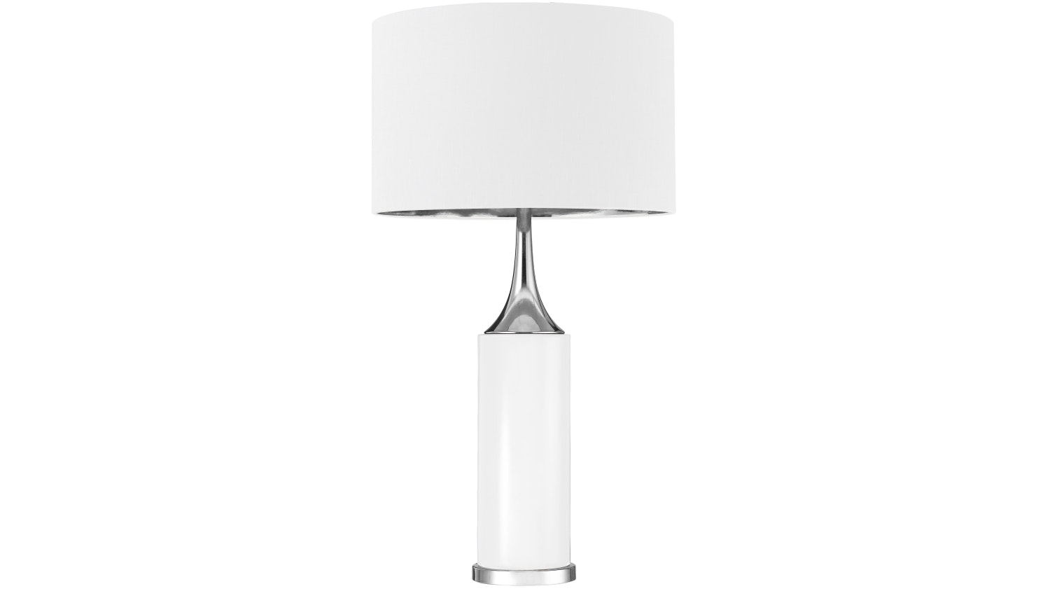 Aria Table Lamp - White