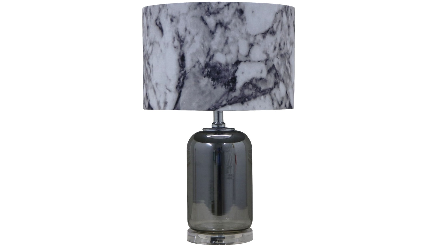 Pearl Table Lamp - Silver
