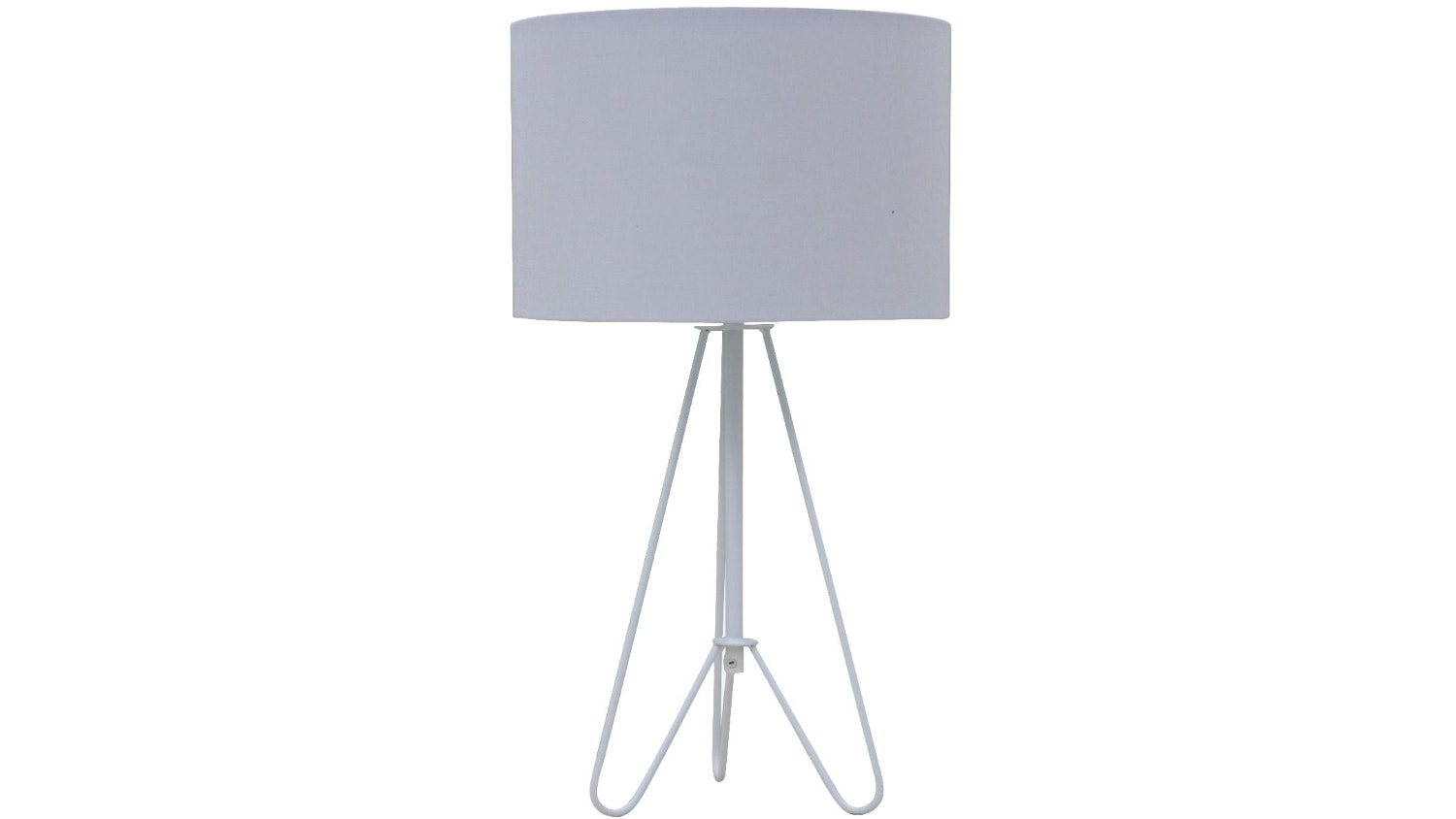 Kludo Table Lamp - White