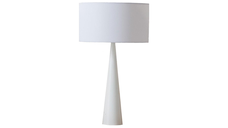 Denver Table Lamp - White