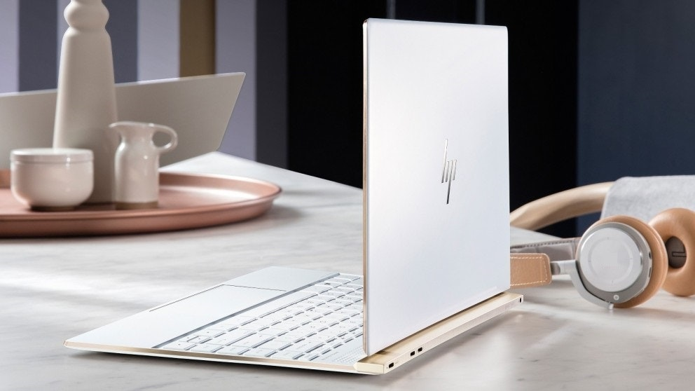 Hp Spectre 13 Laptop I5 Ceramic White Domayne