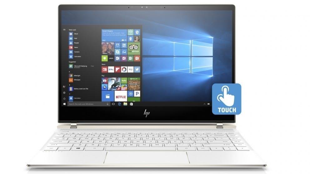 Hp Spectre 13 Laptop I5 Ceramic White Domayne
