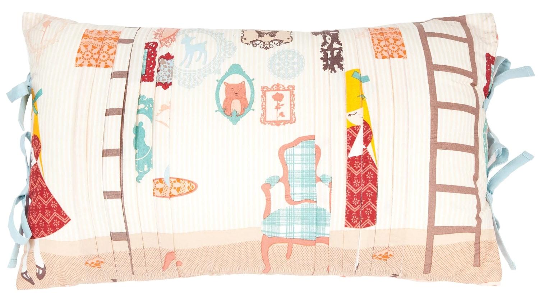 Linen House Goldilocks Cushion