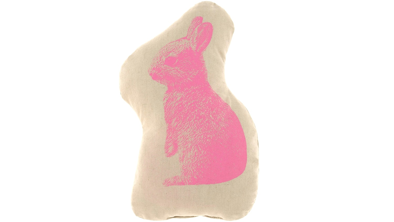 Linen House Hetty Rabbit Cushion