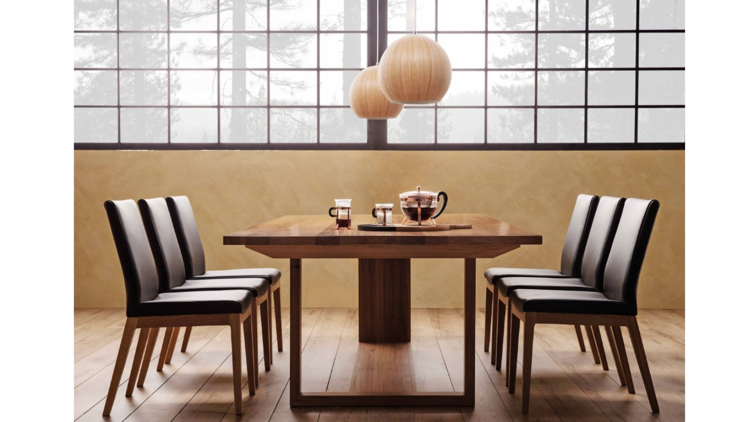 Dorset Rectangular Dining Table