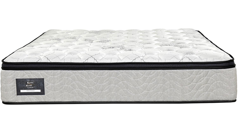 king koil melilla medium mattress domayne