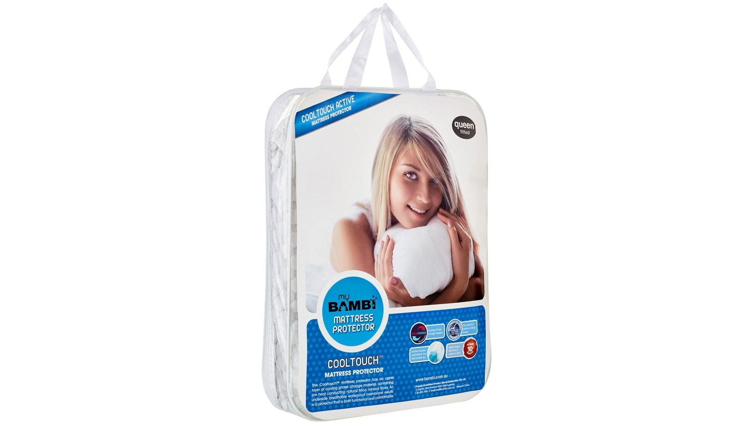 Bambi Cool Touch Mattress Protector
