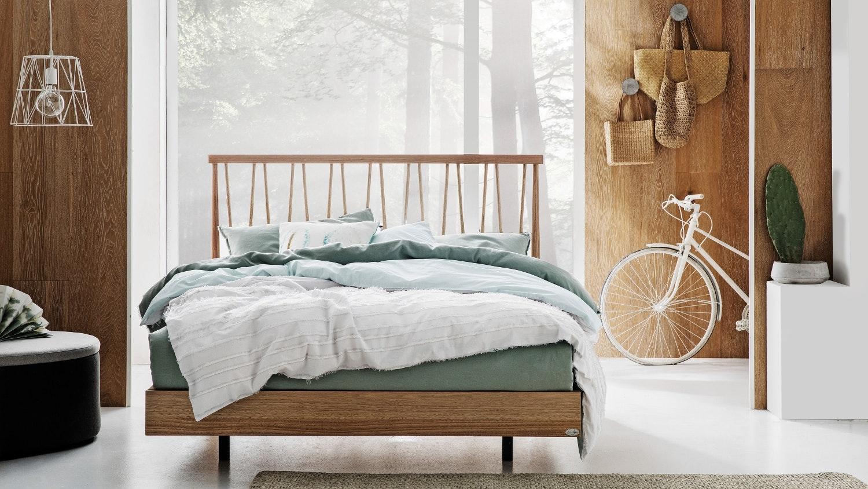 Spindle Bed Frame
