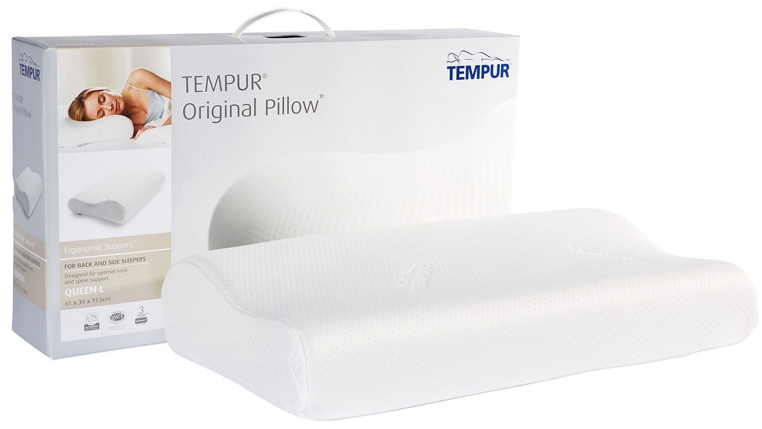 Tempur Original Queen Pillow