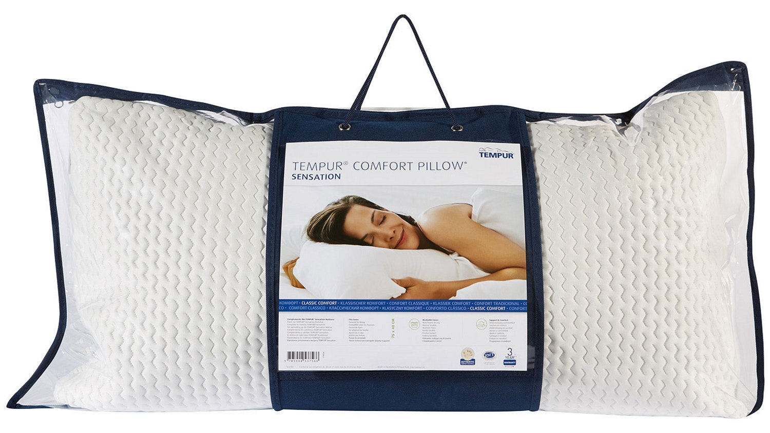 Tempur Comfort Sensation Pillow