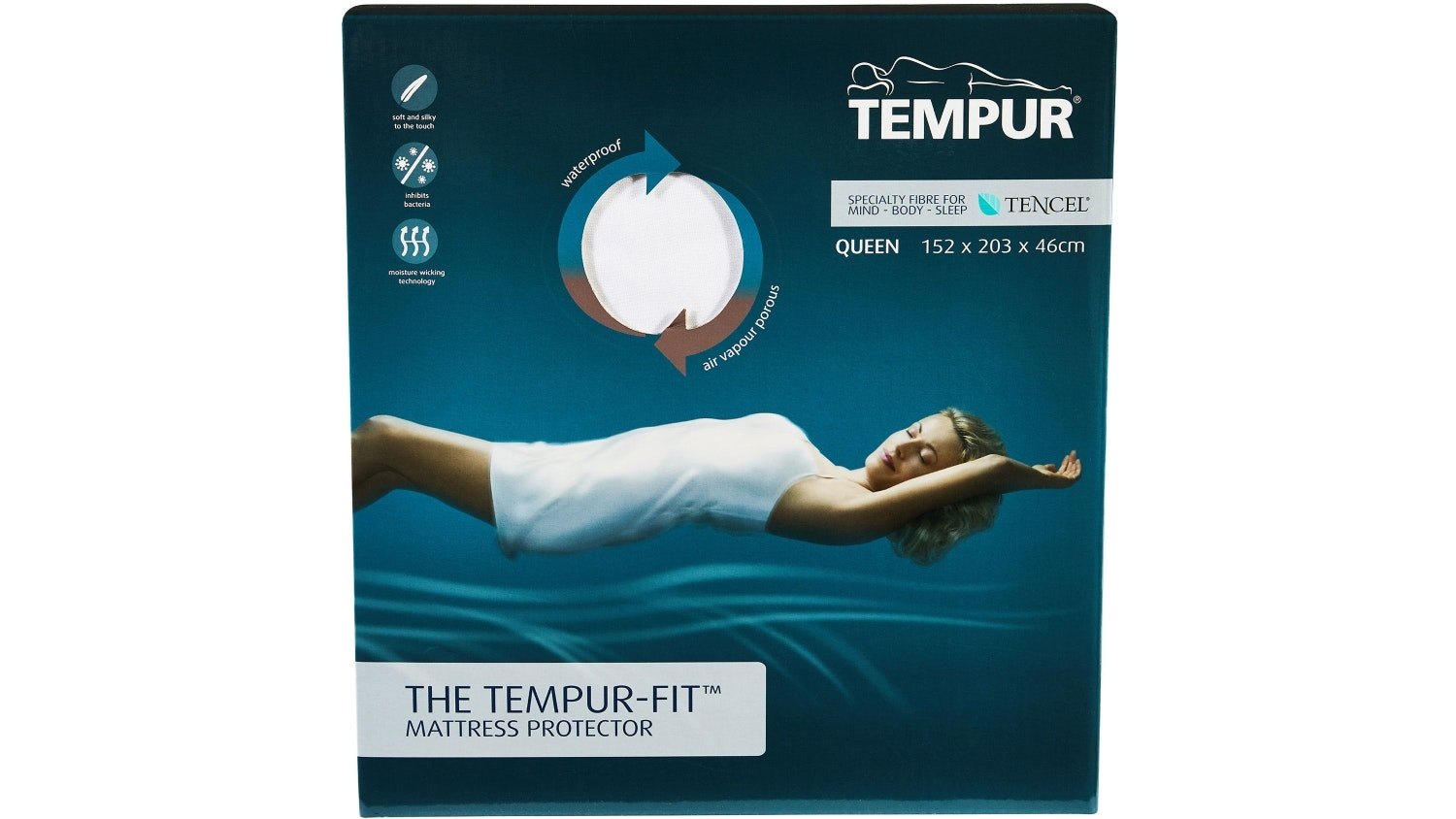 Tempur Fit Mattress Protector