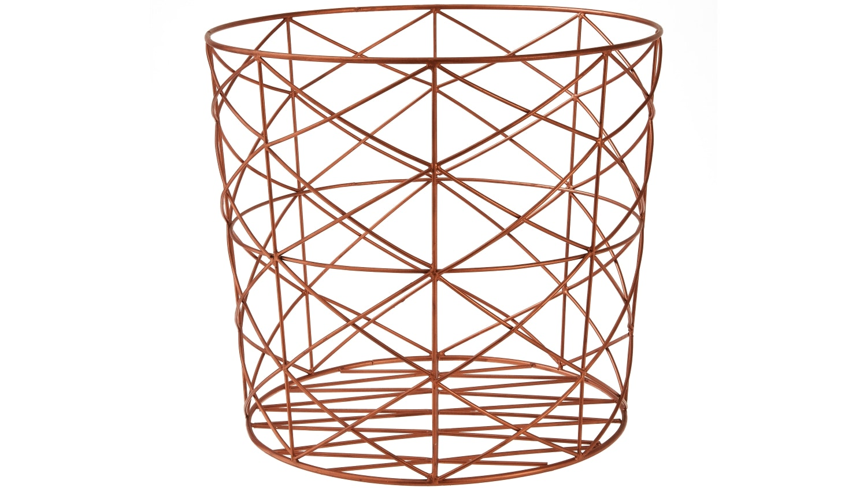 Concept Basket - Copper