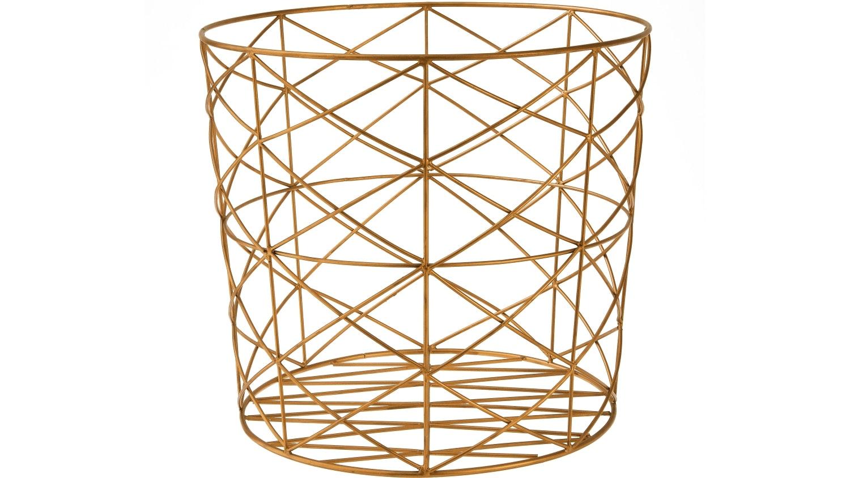 Concept Basket - Gold