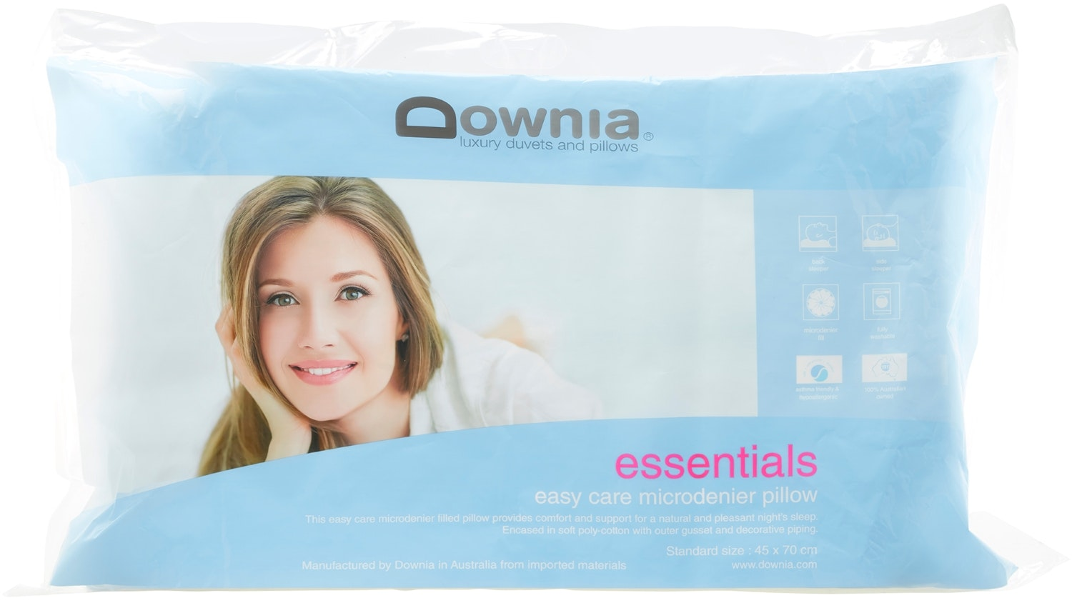 Downessa Essentials Pillow