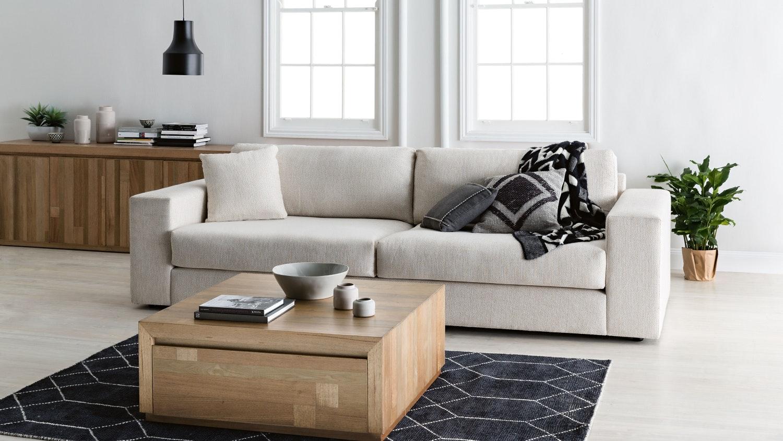 Bolton Fabric Sofa