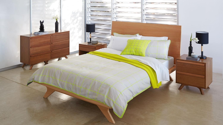 Balibra Bed Frame - Natural