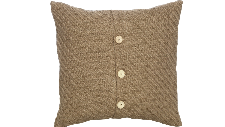 Trennery Jute Cushion