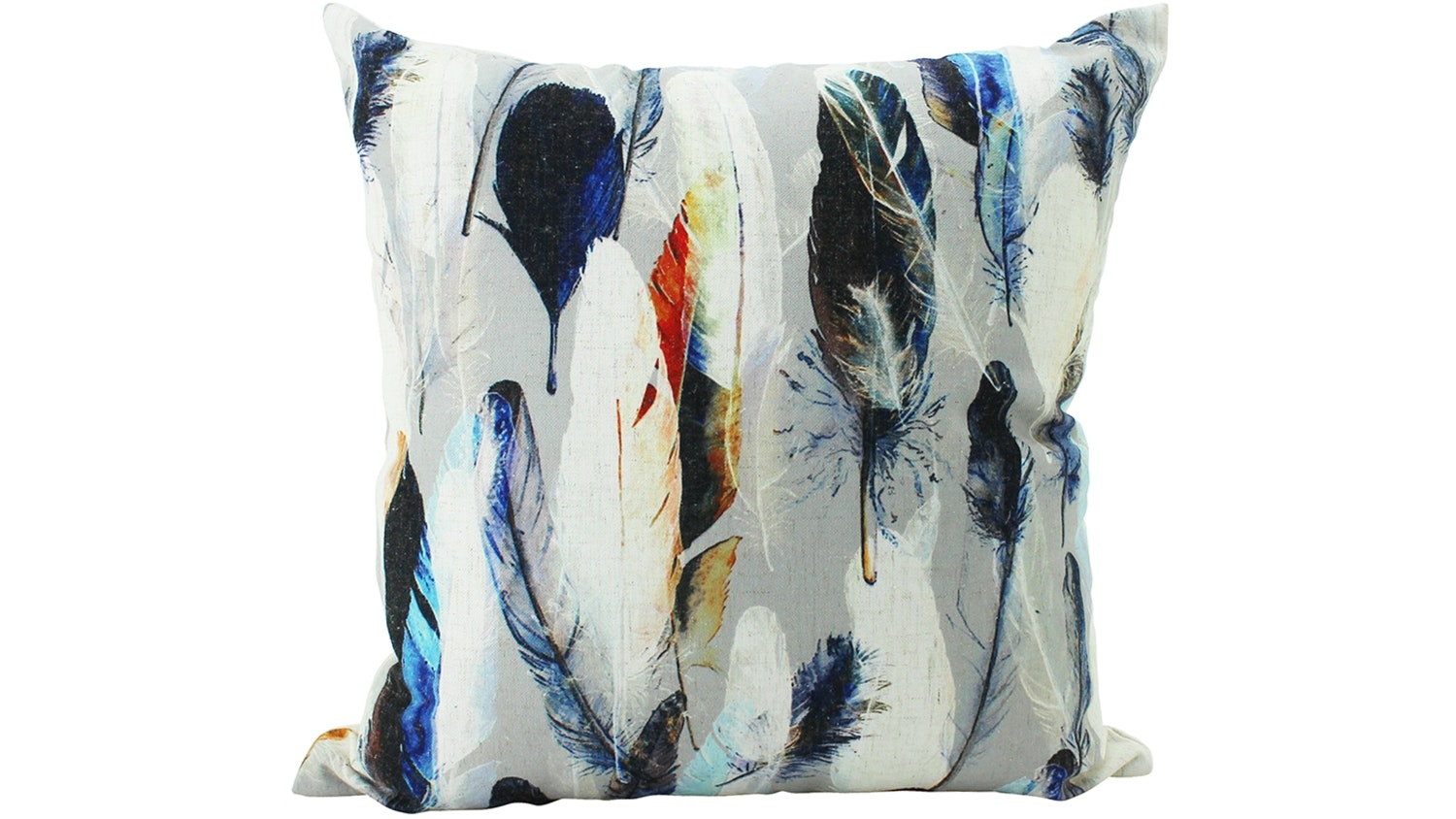Plumage Feathers Scatter Cushion