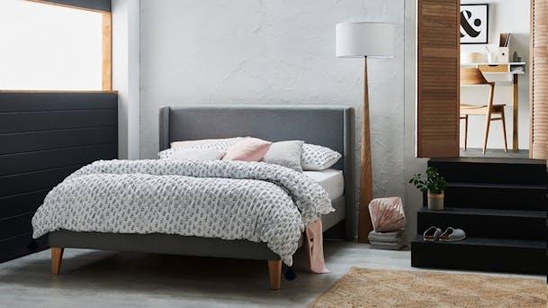 Bedroom Furniture Beds Bed Bed Frames Bedheads Domayne