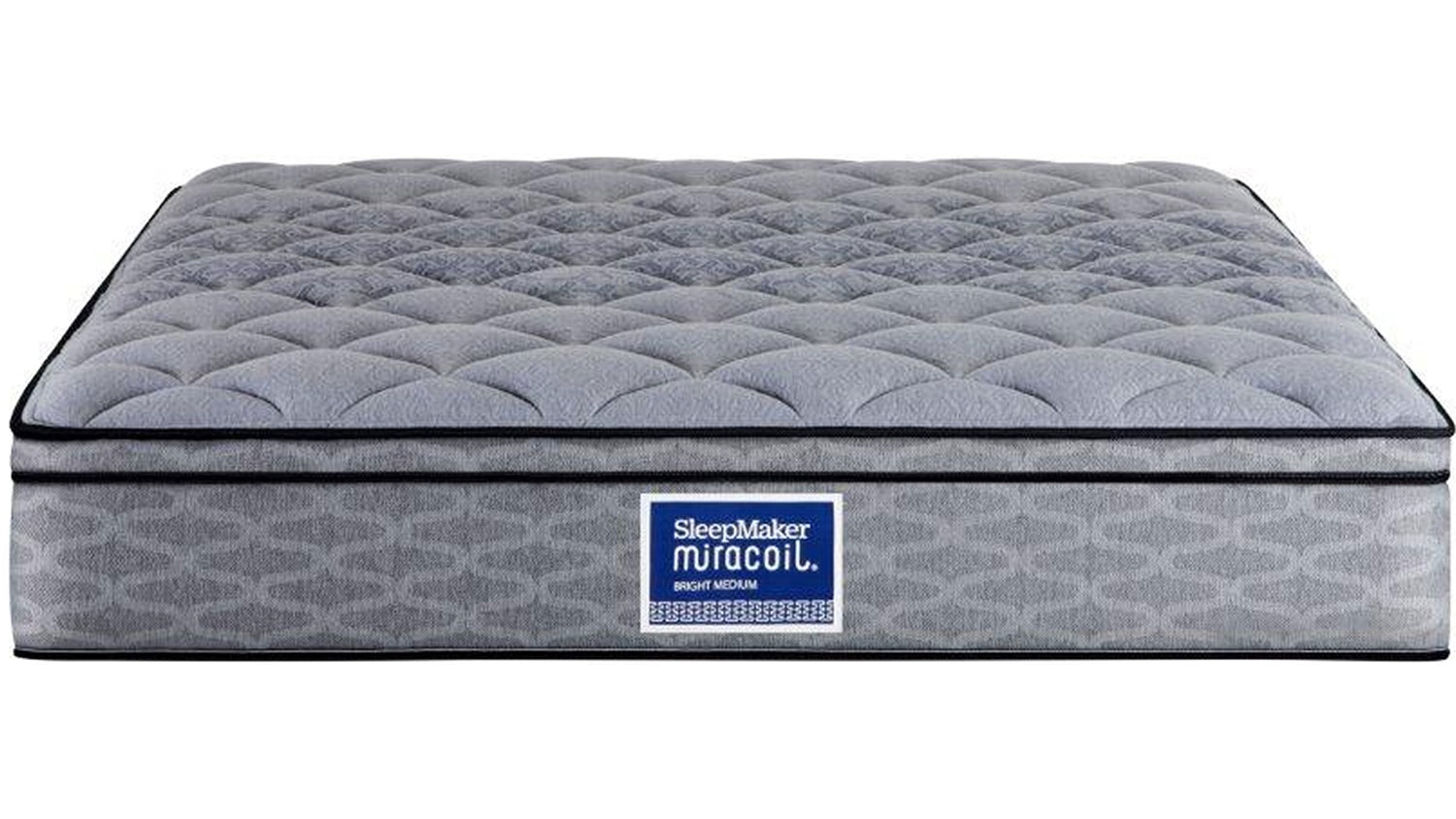 Sleepmaker Miracoil Bright Medium Mattress