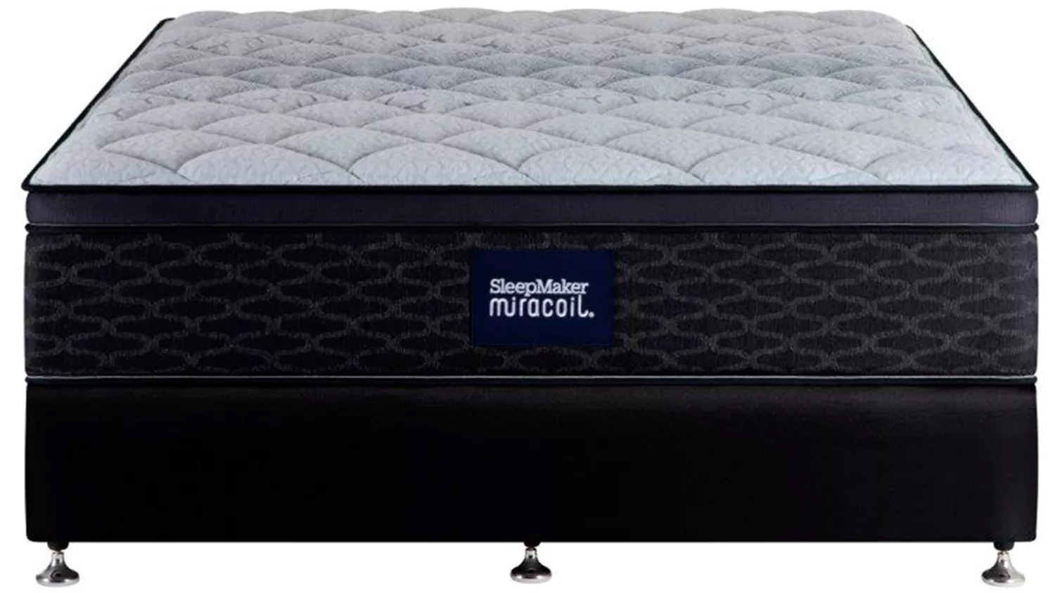 Sleepmaker Miracoil Armadale Super Firm Ensemble