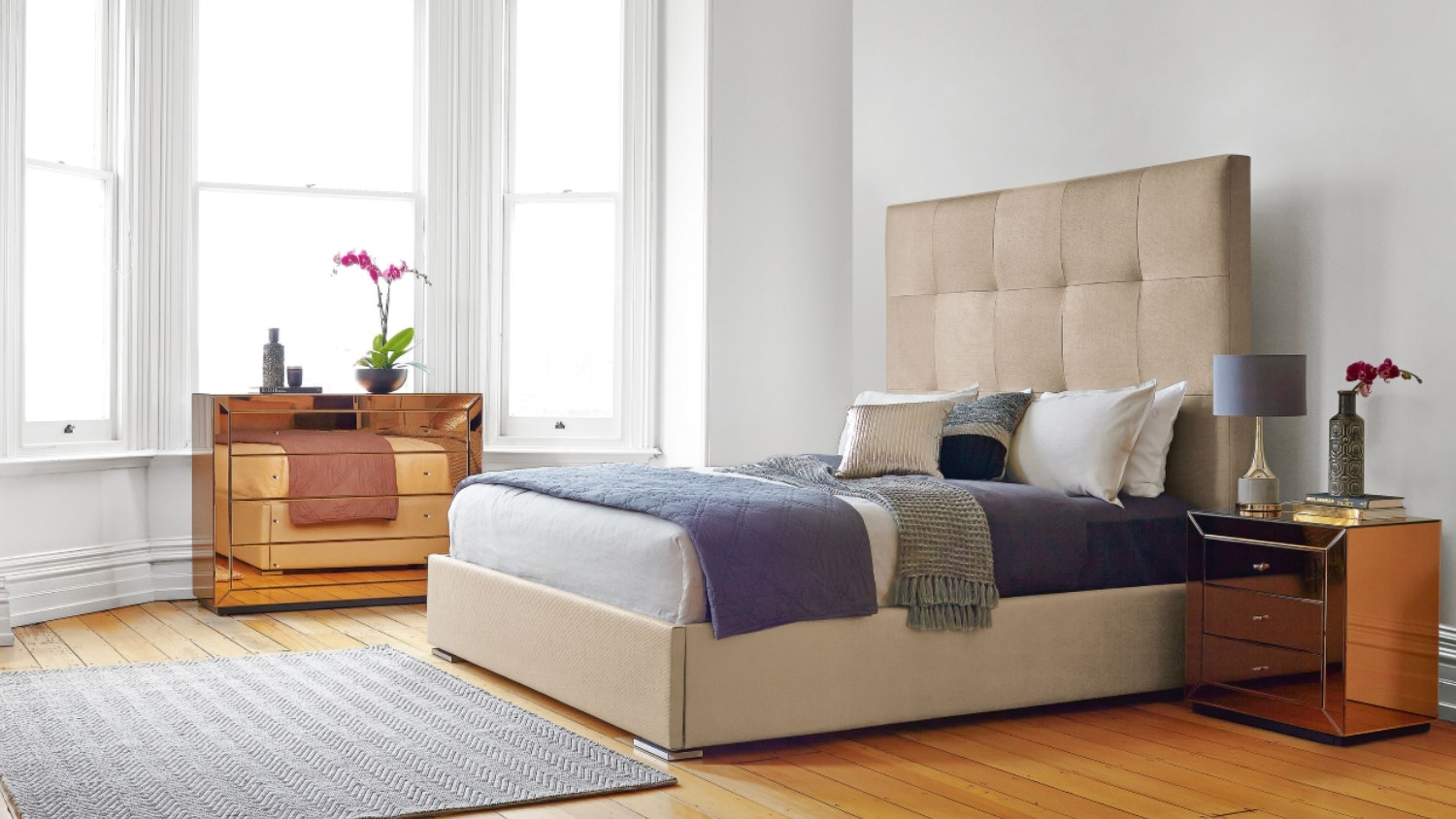 Luxe Bed Frame