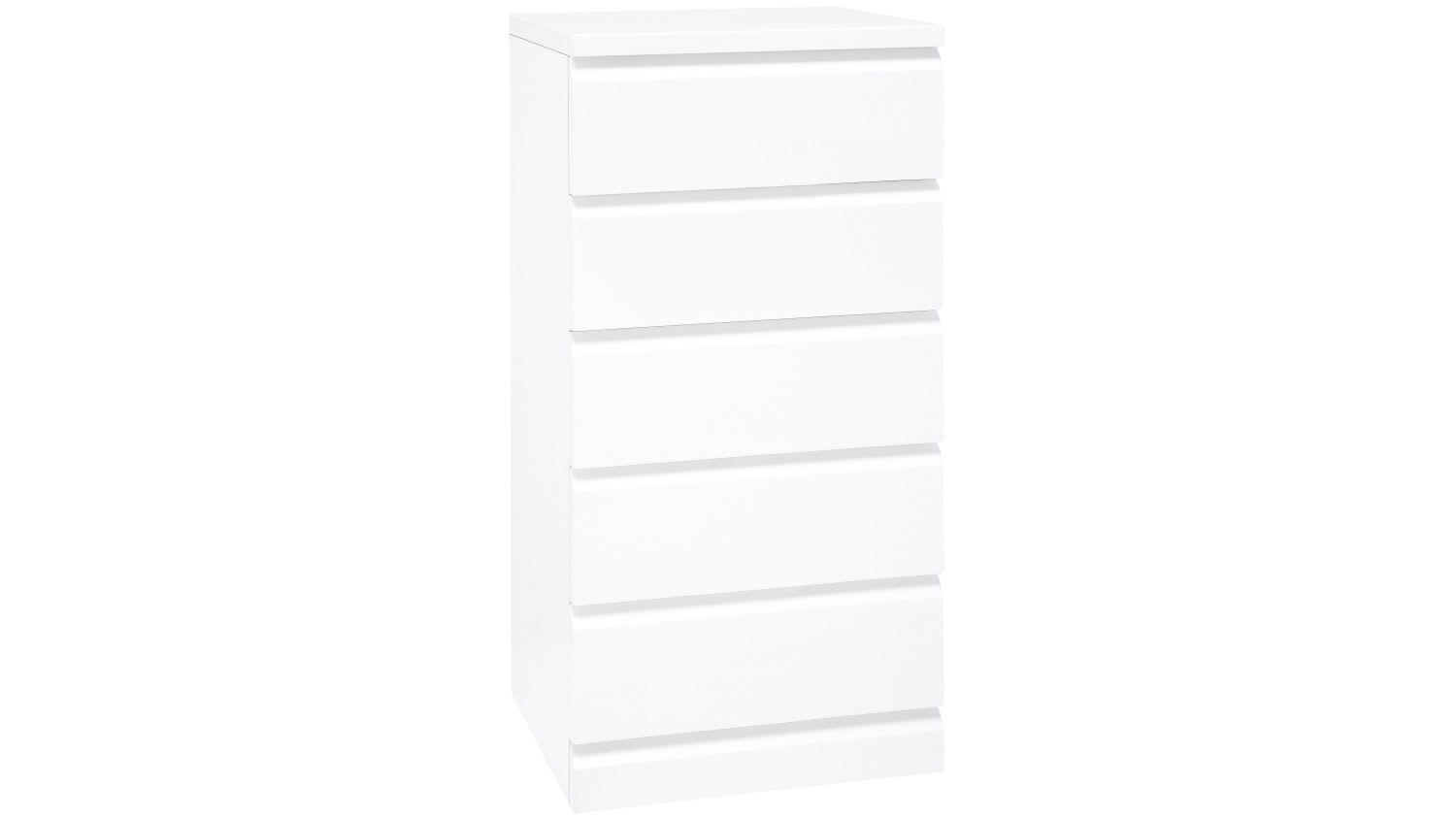 Polar 5 Drawer Slimboy