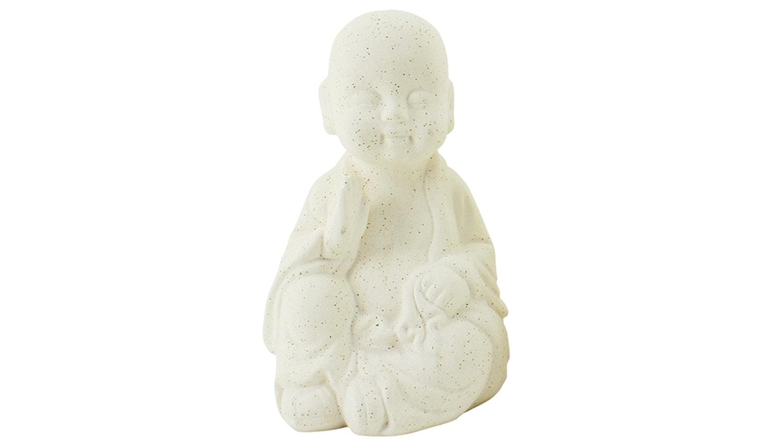 Reflecting Monk Statue
