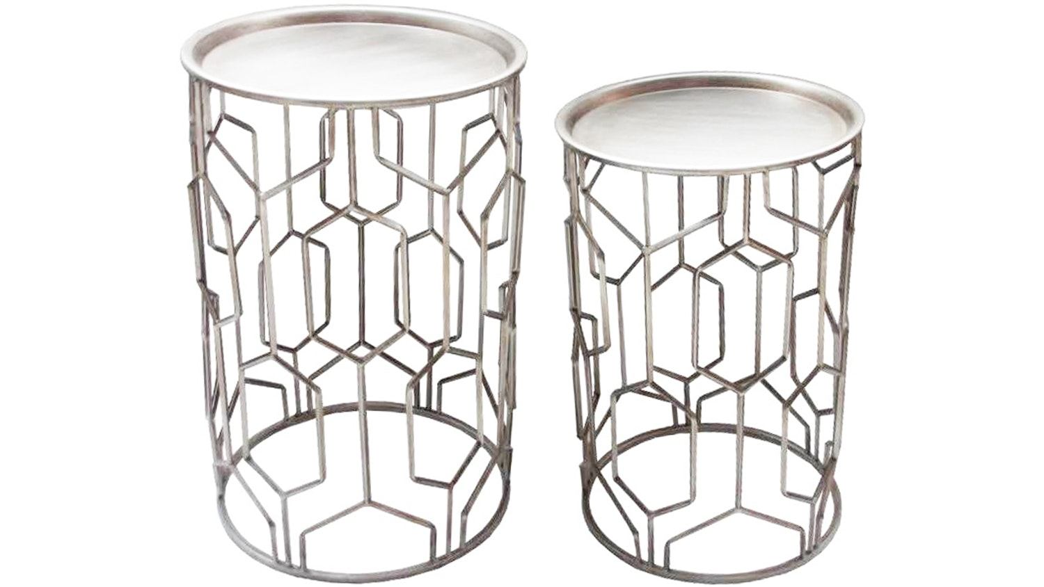 Arlington Set of 2 Side Tables