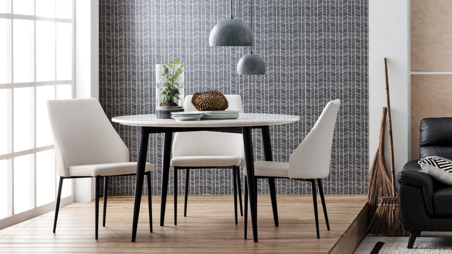 Metz Marble Dining Table