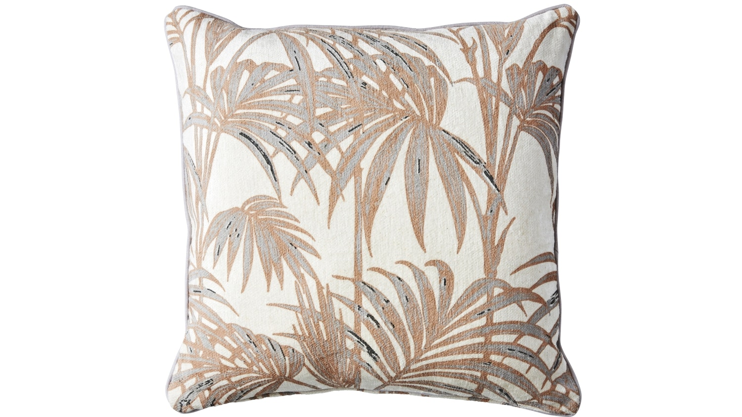 Havana Cushion - Sepia/Dove