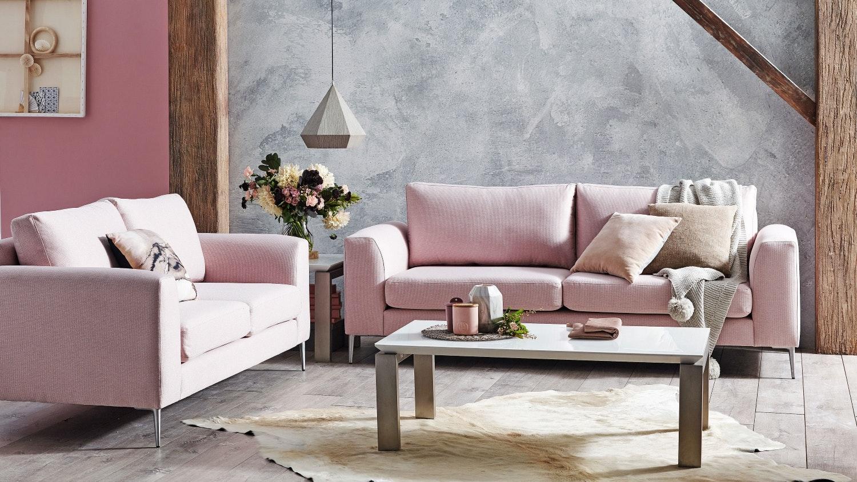 Chara Fabric Sofa
