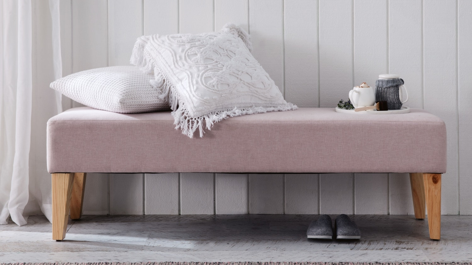 Harlow Bed Bench