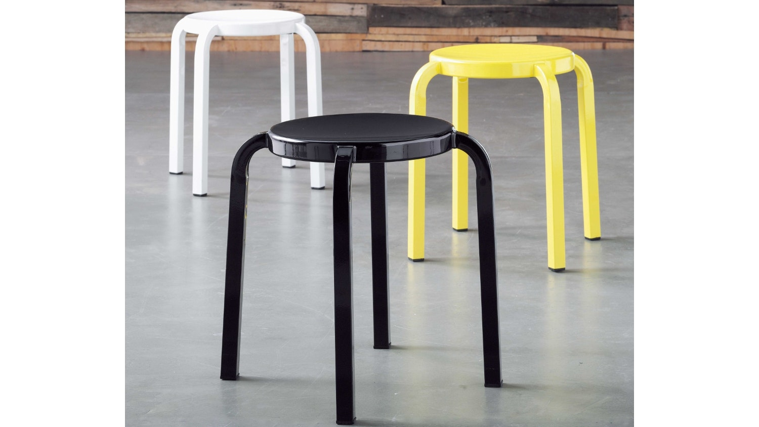 Pash Metal Stool
