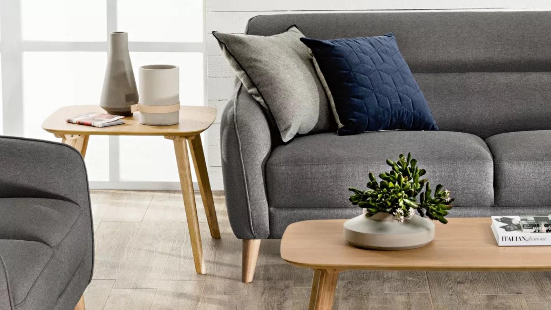 Zara Lamp Table