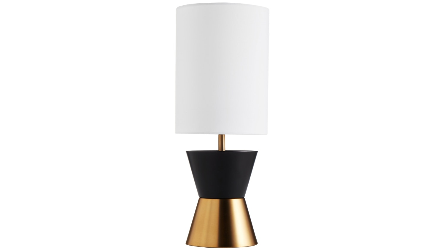 Hour Glass Table Lamp
